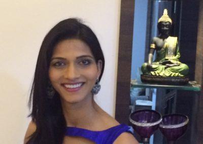 Shrreya Shah, Dvija