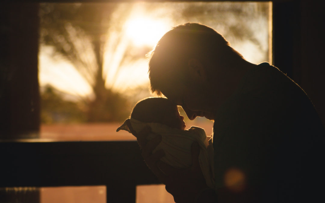 Dads, Childbirth Education and a Happy Father's Day