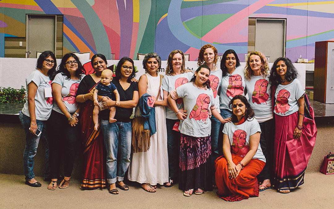 Some little treasures left from the conference – closing words from Birth India